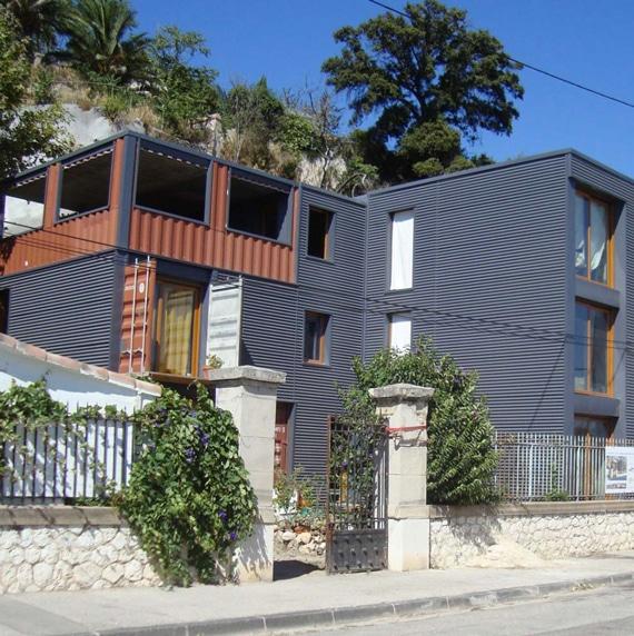 La Fabric modulable-fabric La Maison Container